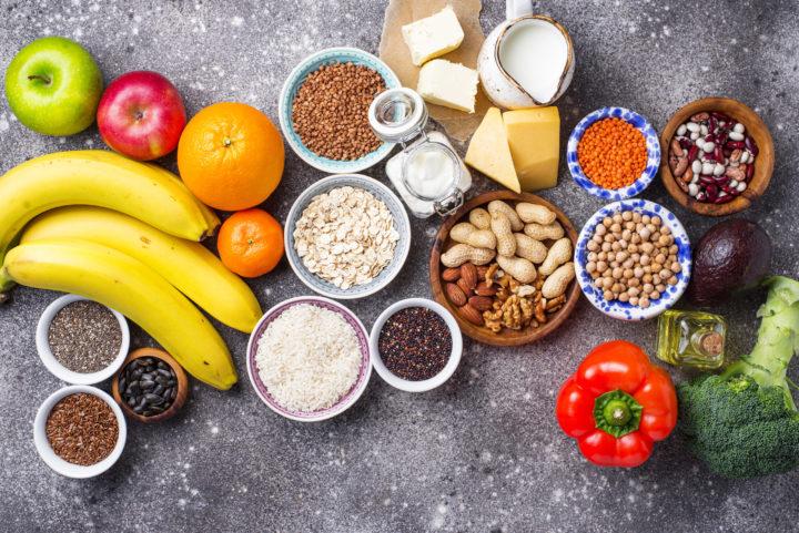 Produkty z których można przygotować zbilansowany posiłek