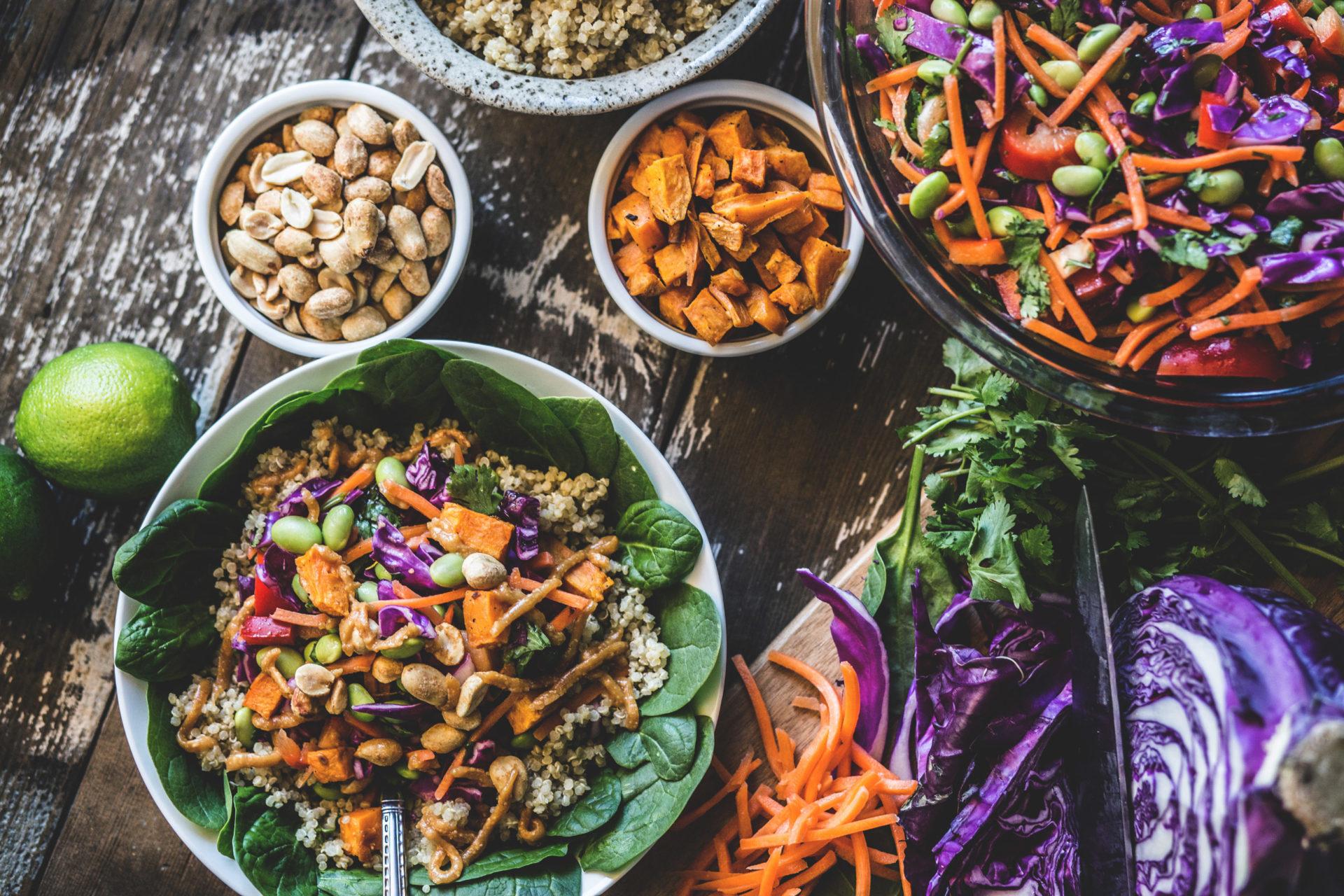 Potrawy vegańskie